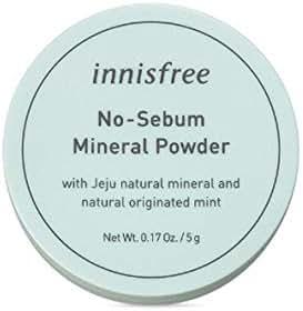 Innisfree No Sebum Mineral Powder 5g 0.17oz