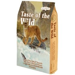 Taste of the Wild Canyon River Dry Cat Food (15 lb. bag), My Pet Supplies