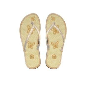 d730c20af Image Unavailable. Image not available for. Color  Bulk Buys Bamboo Flip  Flops - Case of 72