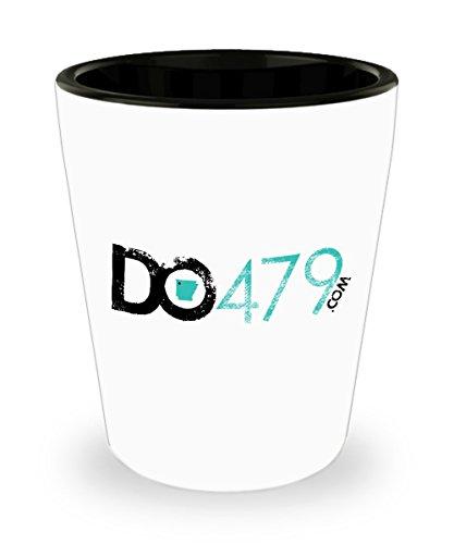 479 Shot Glass for Those That Love Northwest Arkansas! How do you DO479? ()