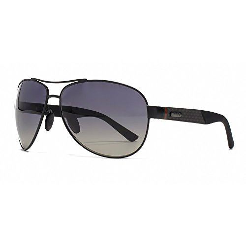 Gucci Carbon Fibre Aviator Sunglasses in Black GG 2246S 4VH 65