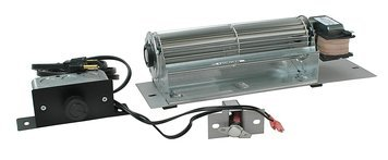 Fireplace Blower for Majestic FK24; Rotom Replacement # -