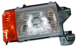 TYC 20-1570-00 Ford Passenger Side Headlight Assembly