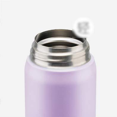 Thermos-Edelstahl-gerader Schalen-Wasser-Schalen-Männer Cupcup Cupcup Cupcup 14,1 Unze (Farbe   Light Grün, Größe   16  4  4cm) B07P9J3V95 | Ausgewählte Materialien  3c660e