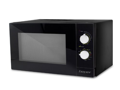 Beper Microwave Oven with Grill, 25 Litre 90.379 BEPR-90379_Nero-32*54 5*42