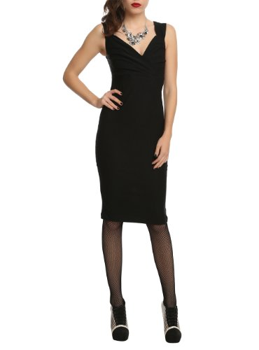 Rock Steady Black Diva Dress Size : Large