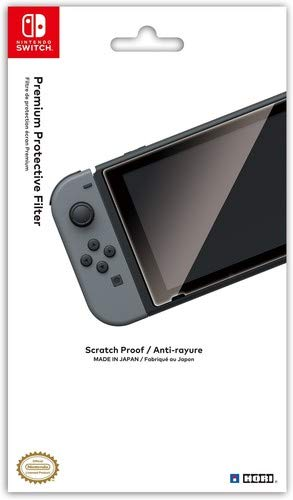 Hori Protector (HORI Nintendo Switch New & Improved Premium Protective Filter By)