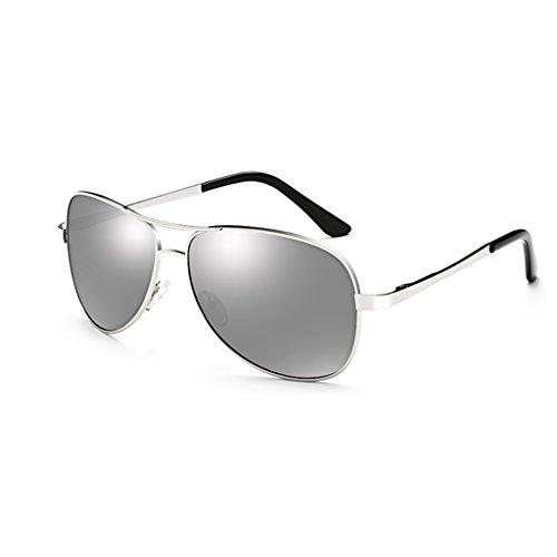 Conducen Ofrecen De Sol Las La Polarizadas Sol De Hombres HAIYING Completa Gafas Caliente Marco De Para Las Para Protección Del Gafas De De La Gafas Gris Sol Que Color La Hombre Que Manera UV400 Los De ZxpqUa