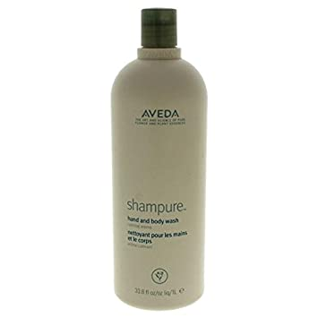 Aveda Shampure BB Hand Body Wash, 33.8 Ounce
