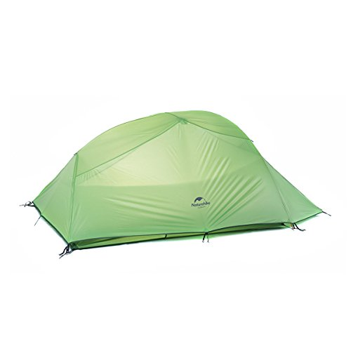 Naturehike Cloud Up 3 Person Tent for Camping Hiking Outdoor 4 Season Backpacking Tent