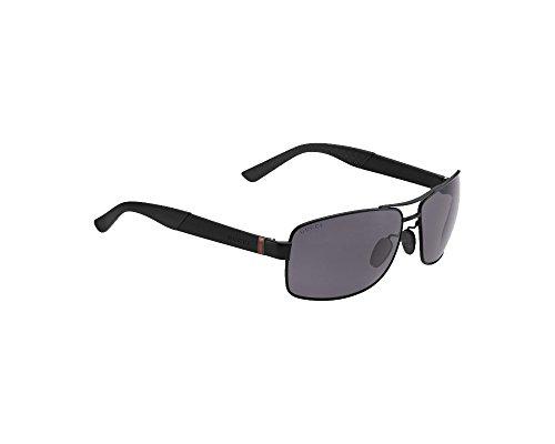 Gucci Sunglasses - 2234 / Frame: Semi Matte Black Lens: Smoke - 2234 Gucci