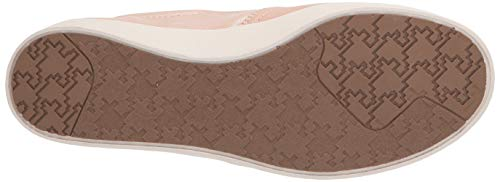 Dr. Scholl's Shoes Women's Madison Sneaker, Blush Pink Shimmer, 8.5