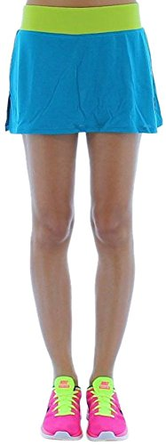 Nike Skirt Running - Nike Running Women's Knit Running Skirt Dri-Fit Blue Size XL