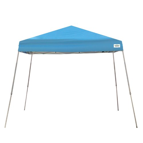 Caravan Canopy V-Series 10 X 10-Feet Instant Canopy, Blue (Discontinued by Manufacturer)