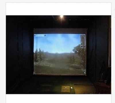 Optishot 2 Ultimate No Frills Golf Simulator Package
