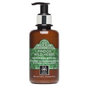 Apivita Pindos Wild Herbs Moisturising Body Milk 200ml/6.8oz