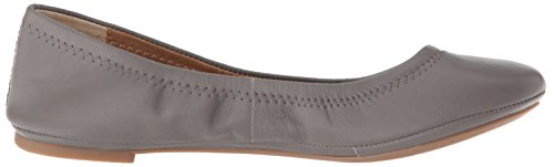 Lucky Brand Women's Emmie Ballet Flat, Titanium, 9 Medium US by Lucky Brand (Image #6)