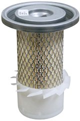 Baldwin Filters  PA3664-FN Heavy Duty Air Filter (3-9/32 x 7-1/4 in.)