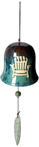 (Abbott Collection 1227-HARMONY/CHAIR Bell with Garden Chair)