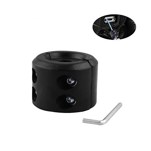 - Jonerytime❤️Cable Hook Stopper for KFI ATV UTV Winch Cable Hook Mount Stop Cushion ATV-SCHS White