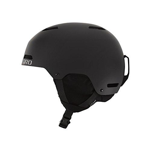 Giro Ledge Snow Helmet - Men's Matte Black Large (Giro Helmet Ski)