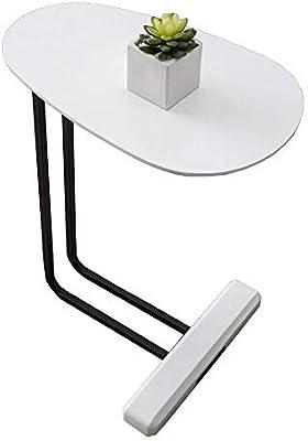 Table HAIZHEN Mesas Mesa Auxiliar de Madera Maciza Mini Mesa ...