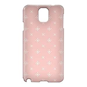 Loud Universe Samsung Galaxy Note 3 3D Wrap Around Confetti Pattern Cover - Pink