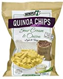 Simply 7 Chip Quinoa Sour Cream and Onion, 3.5 oz