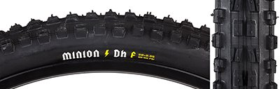 Maxxis Minion DHF Mountain Bike Tire (Folding 60a, 26x2.35)