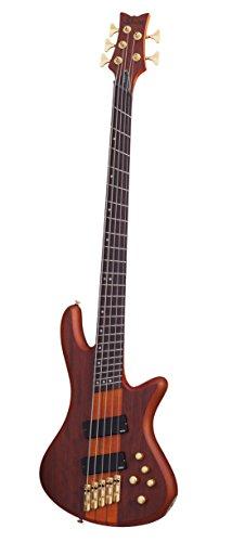 String Bass Guitar Walnut Satin - 7