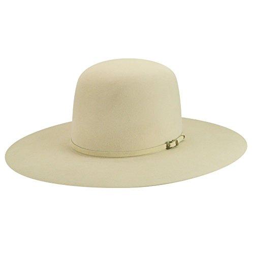 - Bailey Western Men Gage 10X Open Western Hat Buckskin 7