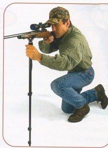"""Allen Compact Shooting Stick, Standard Grade Extends to 34"""","""