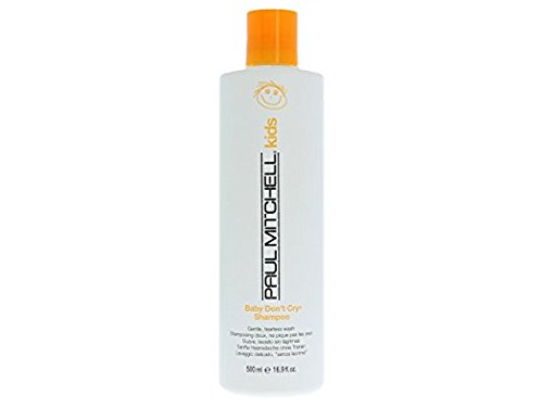 Baby Dont Cry Shampoo (Paul Mitchell Baby Don't Cry Shmpoo for Unisex, 16.9 Ounce)