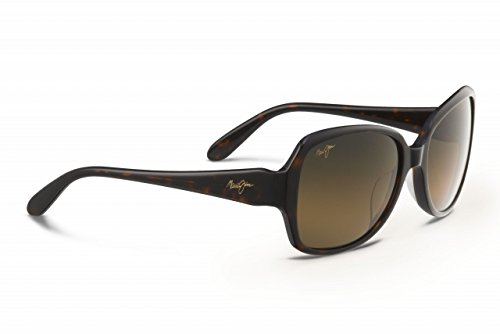 Maui Jim Kalena Polarized Sunglasses - Women's Dark Tortoise