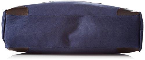Le Temps des Cerises Ibanez _ Ltch4g8a - Bolsa de Asa Superior Hombre Bleu (Bleu Turquin)