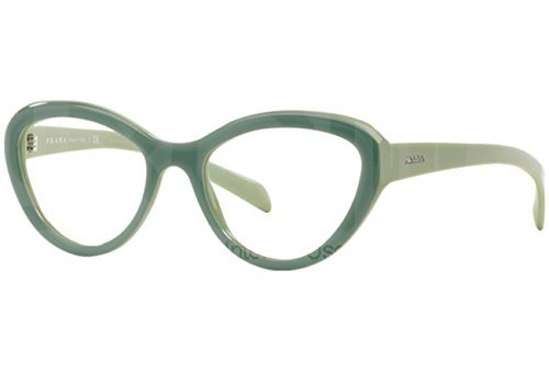 PRADA VPR25R color TKQ1O1 Eyeglasses (Eye Prada Cat Glasses Frames)