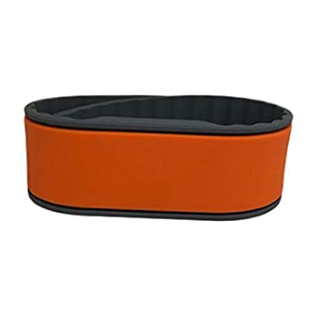 Image of 100 Orange Adjustable 26 Bit Proximity Wristbands AuthorizID Weigand Prox Wrist Band Compatable with ISOProx 1386 1326 H10301 Format Readers. Works with The vast Majority of Access Control Systems Access-Control Keypads