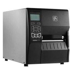 Zebra Technologies Corporation - Zebra Zt230 Direct Thermal/Thermal Transfer Printer - Monochrome - Desktop - Label Print - 4.09