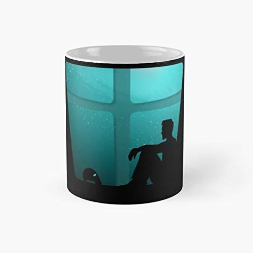 When I Drift Off Mug, marvel Cup, 11 Ounce Ceramic Mug, Perfect Novelty Gift Mug, Funny Gift Mugs, Funny Coffee Mug 11oz, Tea Cups 11oz ()