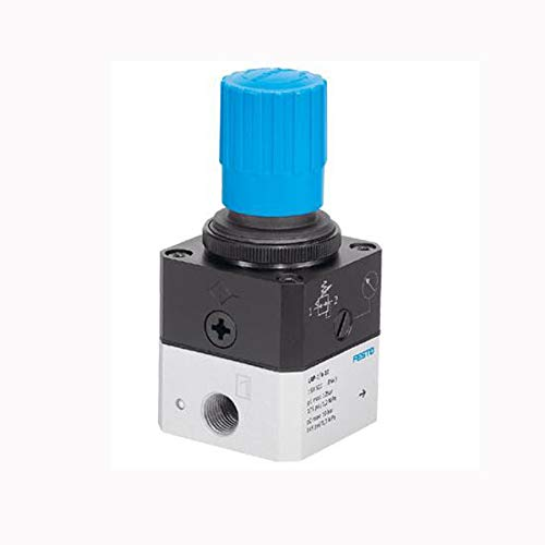 (FESTO LRP-1/4-10 Precision Pressure Regulator 159502)