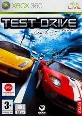 Xbox 360 - Test Drive Unlimited - [PAL ()