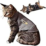 Brand New, THUNDERSHIRT – CAT THUNDERSHIRT (LARGE) (CAT PRODUCTS – CAT HEALTH – BEHAVIOR CONTROL), My Pet Supplies