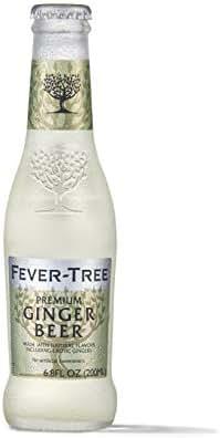 Soft Drinks: Fever-Tree Ginger Beer