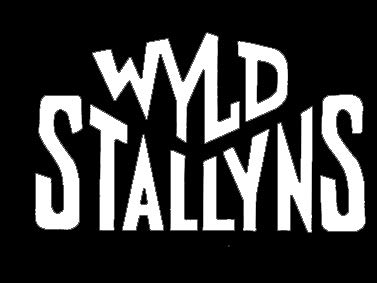 Makarios LLC WYLD Stallyns Bill and Ted Cars Trucks Vans Walls Laptop MKR| White |5.5 x 3.25|MKR880 -