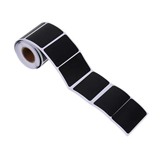 GEZONDHEID 120 stks Krijtbord Labels Pantry Opslag Stickers Waterdichte Blackboard Vinyl Stickers voor Potten Spice…