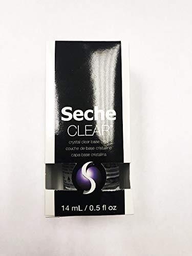 Seche Clear Base Coat .5 oz. No Formaldehyde & No Toluene