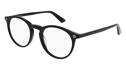 Eyeglasses Gucci GG 0121 O- 001 BLACK -