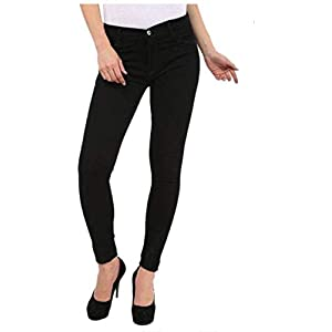 Dassler Women's Slim Fit Jeans