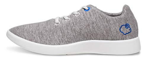 LeMouton Classic Unisex Wool Shoes | Men Women Fashion Sneakers | Comfortable Lightweight Casual Shoe (US Women 11 / US Men 10, Beige) ()
