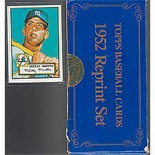 Topps 1952 Reprint Complete Mint 402 Card Reproduction Se...